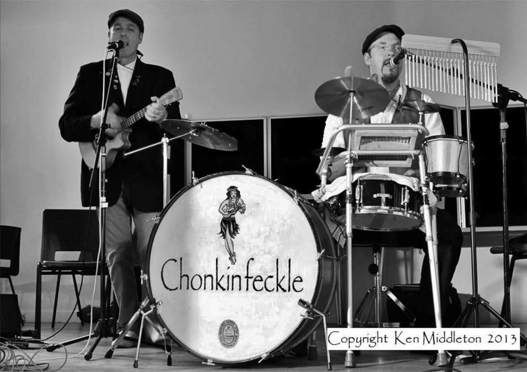 les & Tim Howarth Drum