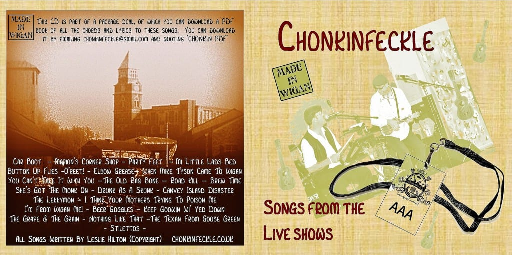 Chonkin CD edit